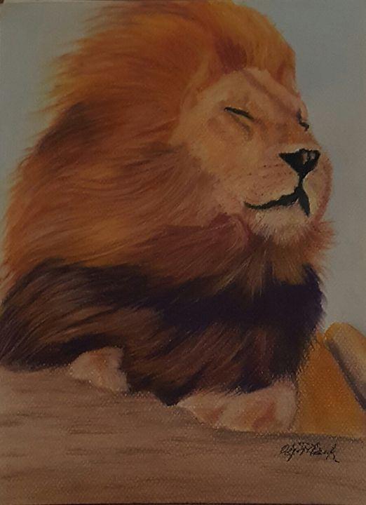 Lion King - Olga Polasek