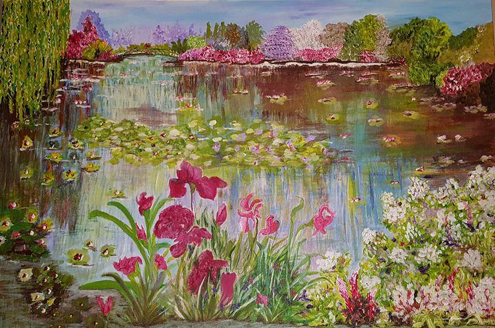 Butchart Gardens - Olga Polasek