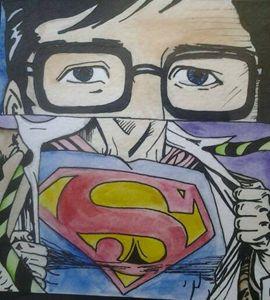 Superman Panel 3