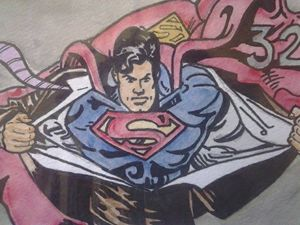 Superman Stamp 2