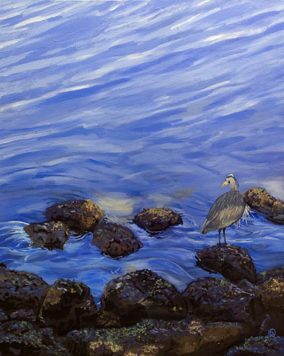 Heron Song - Michael Dyer