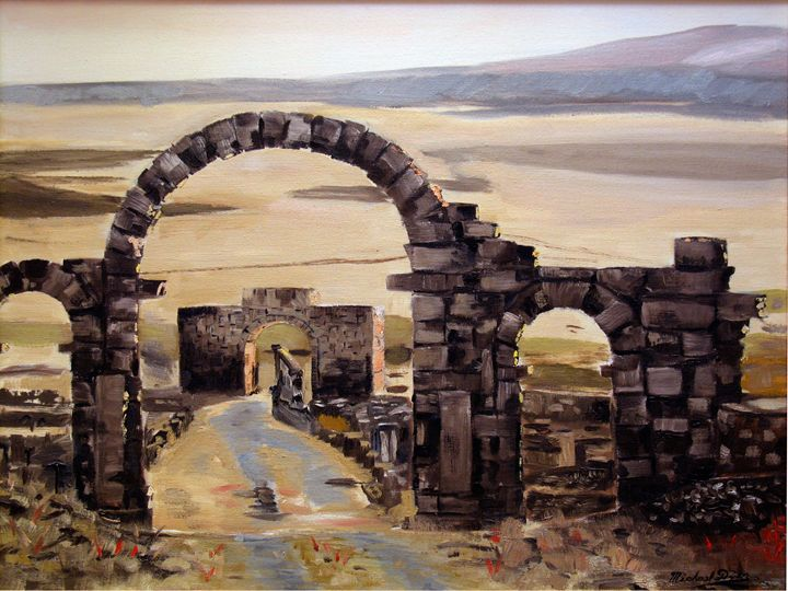 Ruins - Michael Dyer