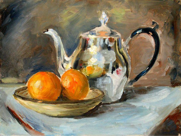 The Teapot - Michael Dyer