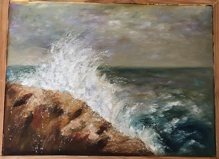 waves - peggy's handmade