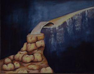 bridge after the rocks