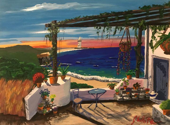 Ocean Breeze - Unemployed Artist