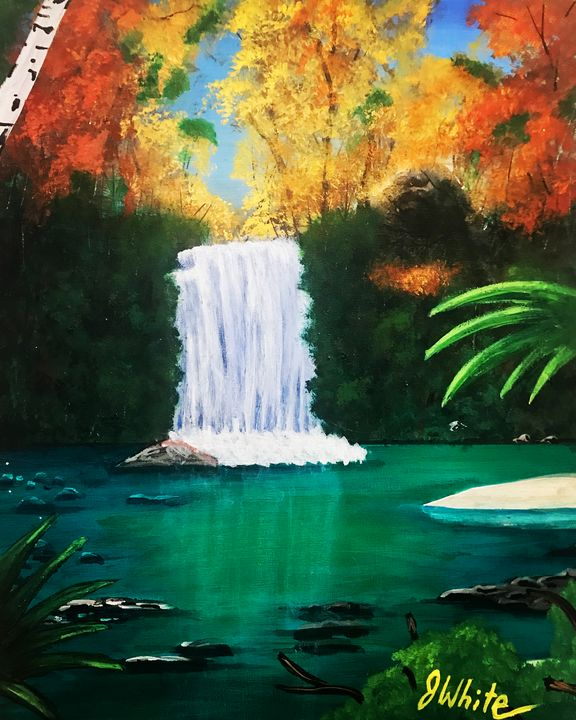 Paradise  Free Shipping in the USA - Unemployed Artist