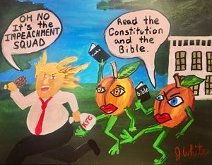Impeachment   Free Shipping USA