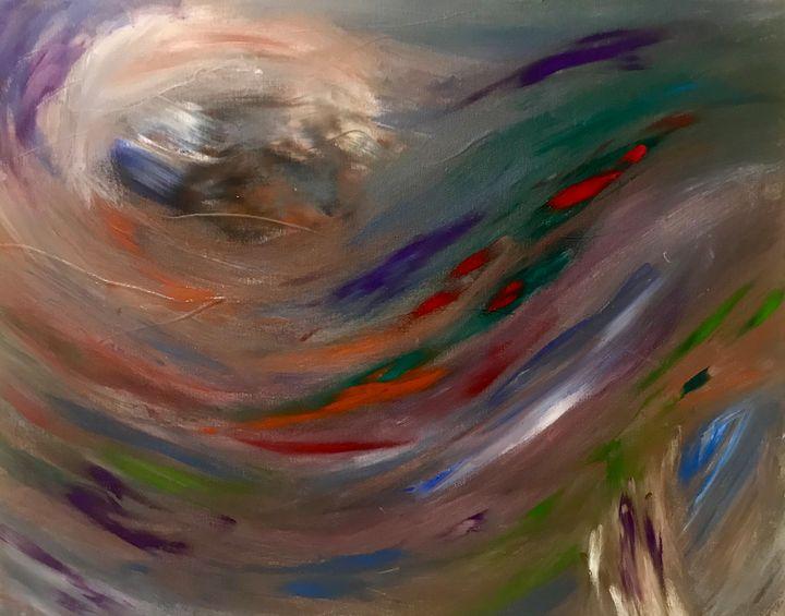 Peaceful Storm - Unemployed Artist