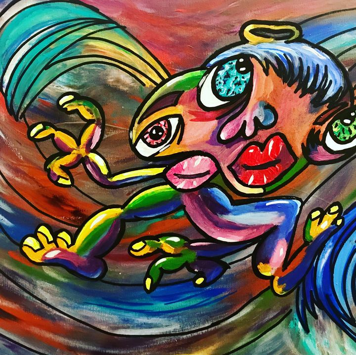 My World Free Shipping in USA - Unemployed Artist