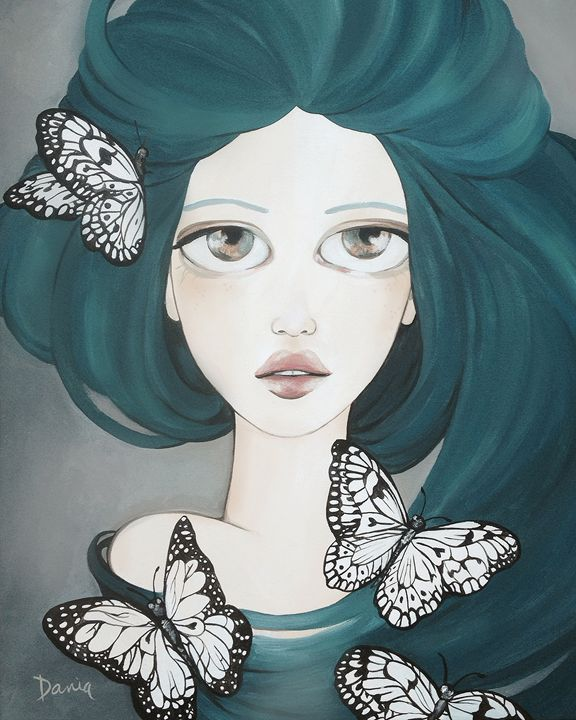The Butterfly Effect - Dania Piotti