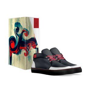 alfa-57 Unisex Derby Shoes - Blair Maule
