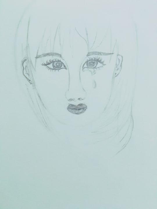 sad girl - my dentist