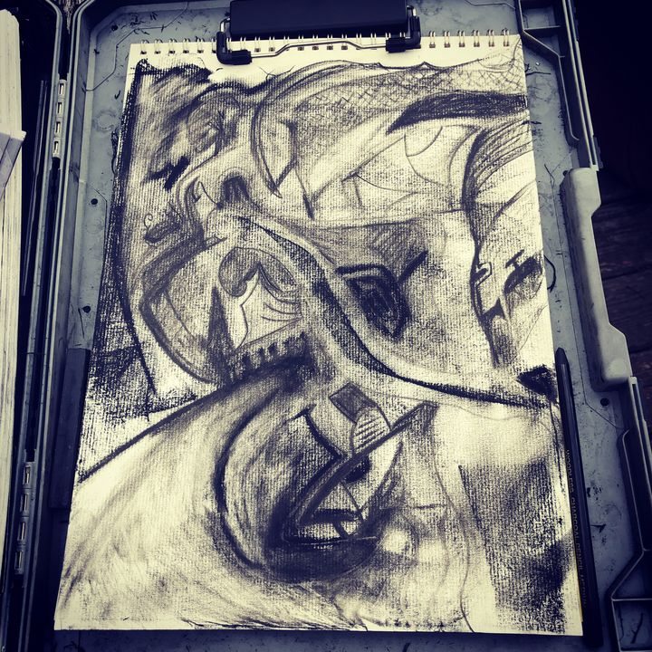 Sickness downed - Creativity_leak