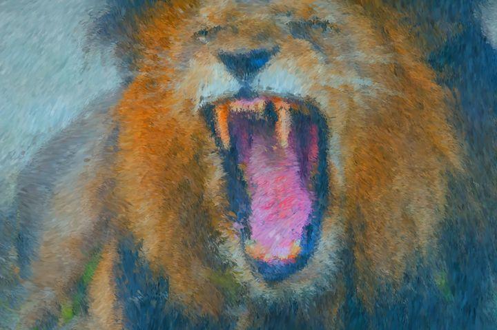 Lion - R Brandao