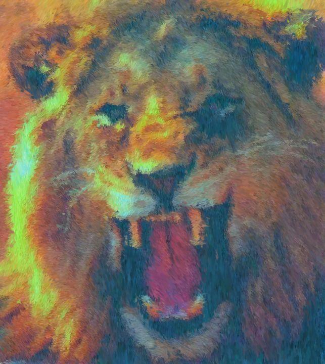 Lion 2 - R Brandao