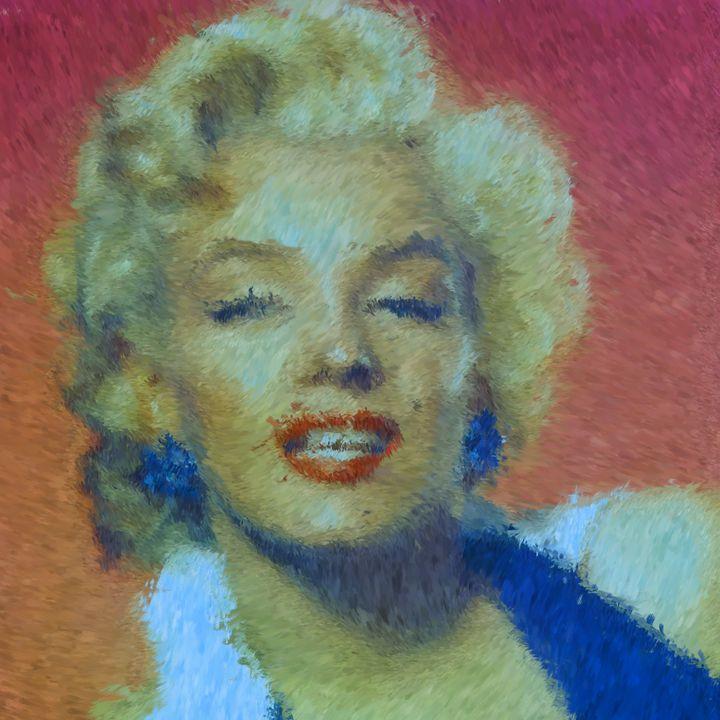 Marilyn Monroe - R Brandao