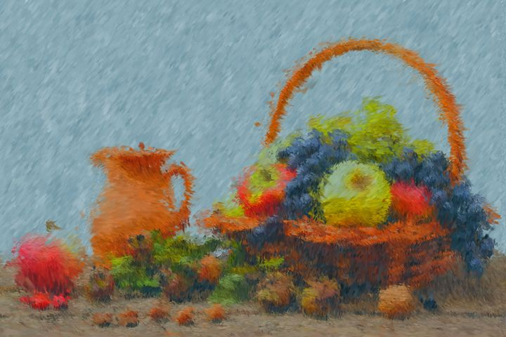 Fruit Basket - R Brandao