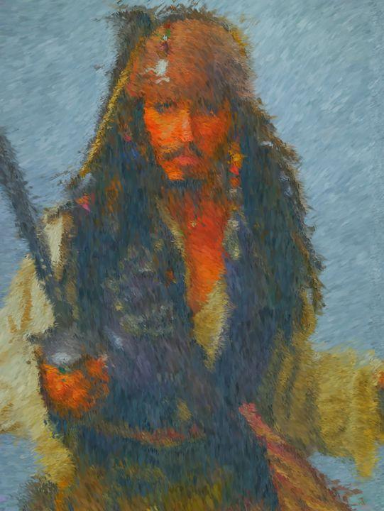 Jack Sparrow - R Brandao