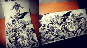 Avengers And X-men Tps