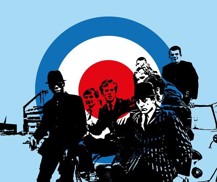 WE ARE THE MODS 2 - Obscure Prints