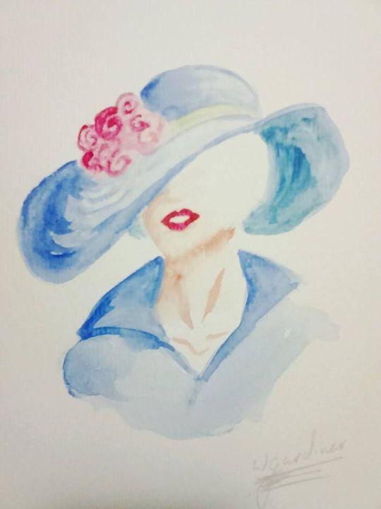 Blue Lady - William Gardiner