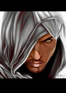 Assassins Creed - Altair redraw