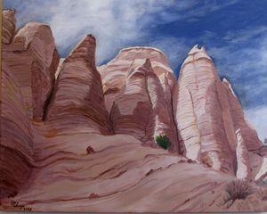 Tent Rocks (Male)
