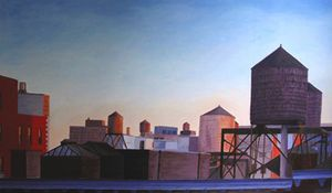 Panorama - The View Out My Window: paintings by Gary Conger