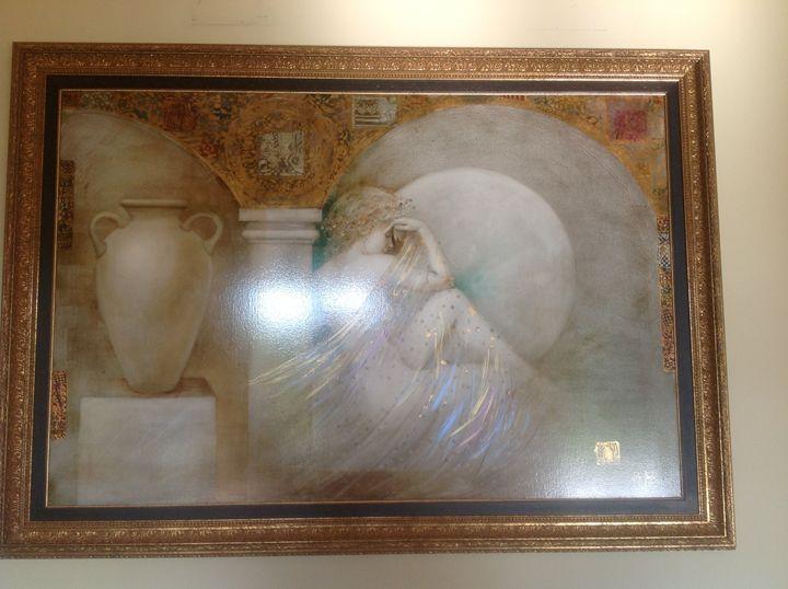 Grecian Muse - Benacquista Galleries