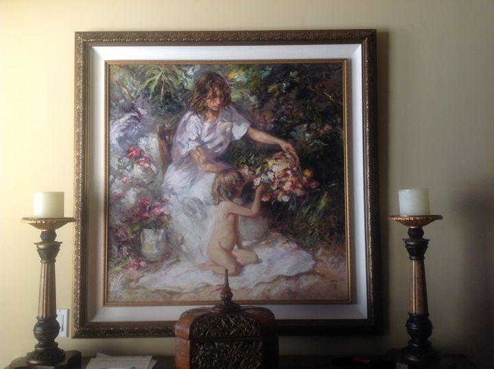 Madre e Hija - Benacquista Galleries
