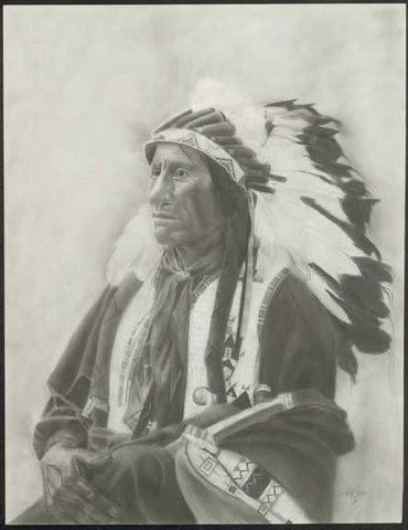 Chief BlackBear - Mark Kline