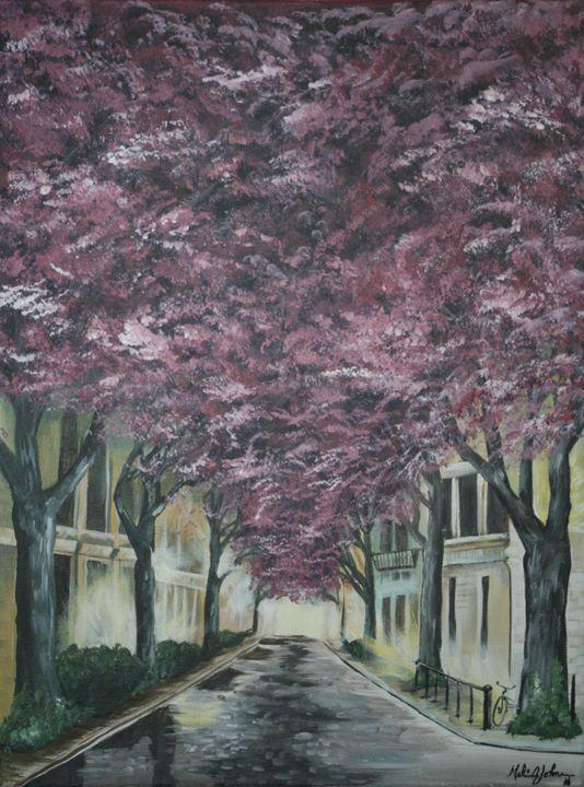 My Italy - The Art of Melissa Johnson