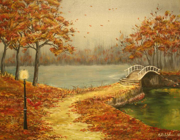 Autumn Colors - The Art of Melissa Johnson