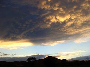 Glorious Colorado Sunset