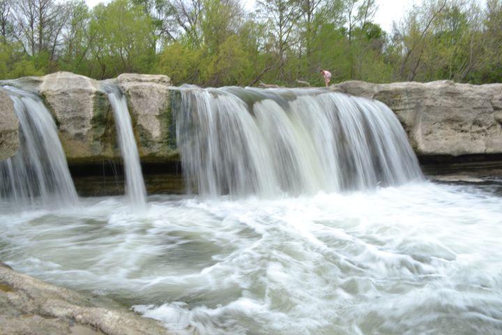 McKinney Falls, Austin,Tx - Brandon W. Ross