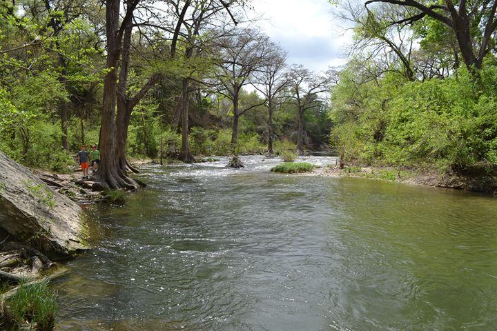 Onion Creek, Austin - Brandon W. Ross
