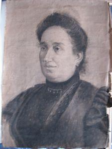 Ancient Portrait of a Lady