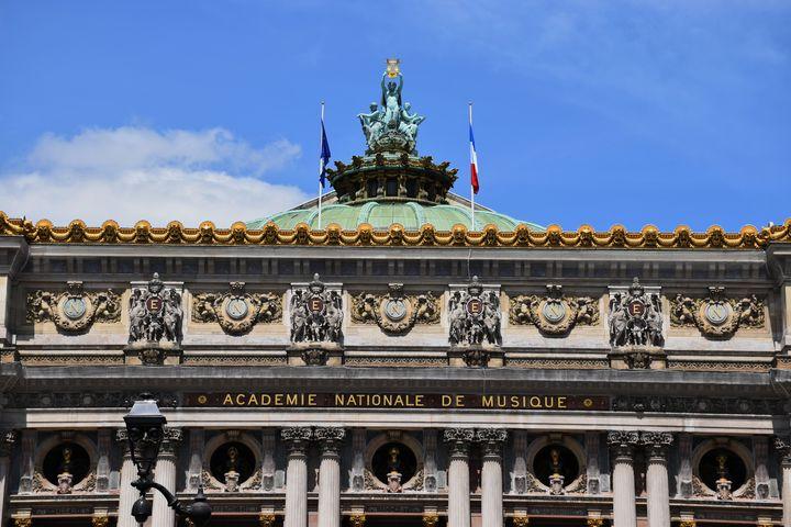 Architecture Opera Paris France - Eva Design