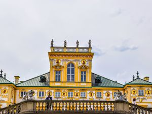 Architecture City Wilanow Poland