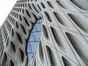 Architecture The Broad Detail L.A