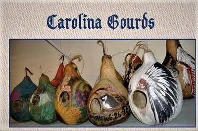 Carolina Gourds - Art For the Master