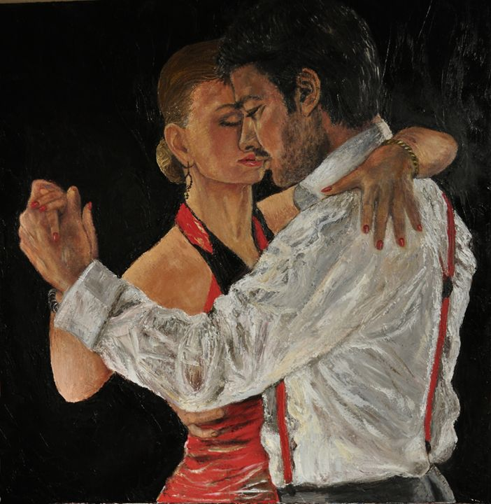 Tango-The dance of love - Terry Sita