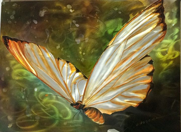 Mystic Butterfly - Ernest Ho