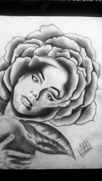 Woman's Worth - G.BaldwinzArt