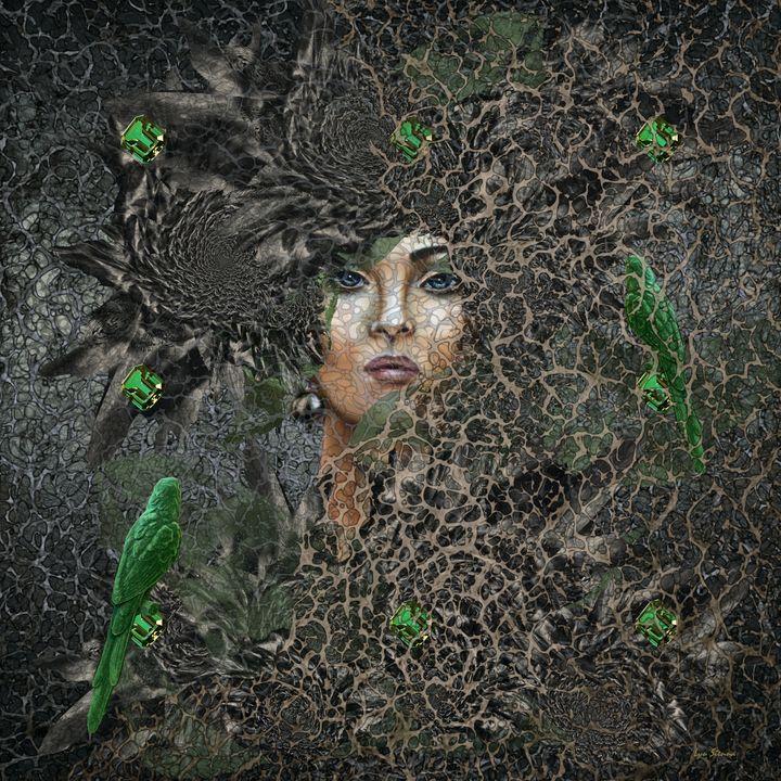 """""""Somewhere in jungle"""" - Lyu Sienna"""