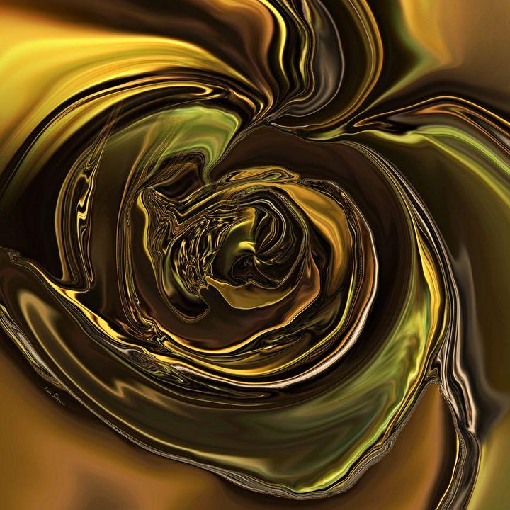 Golden Flow - Lyu Sienna