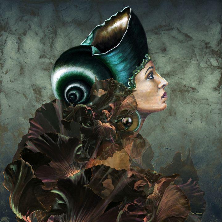 """Girl and shell"" - Lyu Sienna"