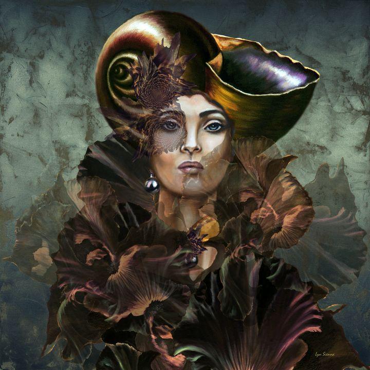 """Girl and a shell"" - Lyu Sienna"