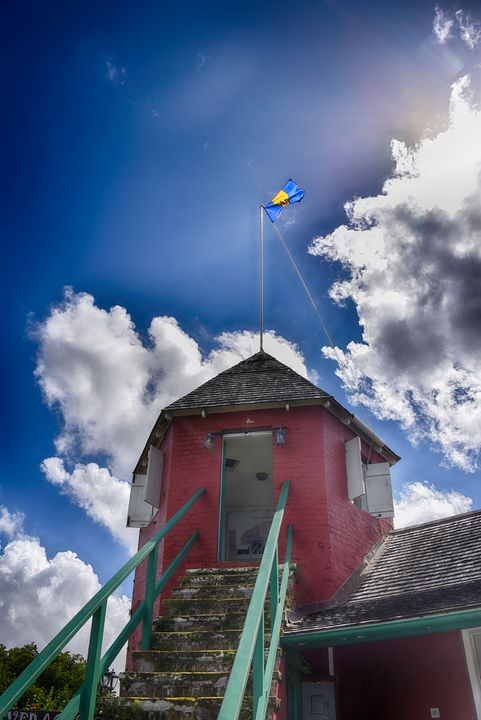 Gun Hill Signal Station - Aspen Ridge Gallery